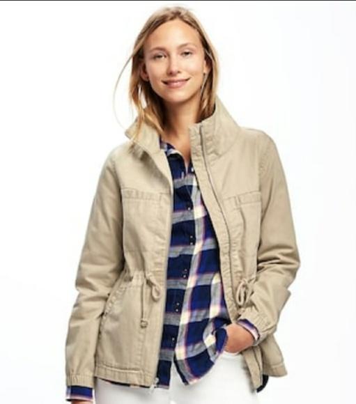 625e1e9b8605b Old Navy Jackets & Coats | Winter Reeds Field Jacket | Poshmark